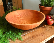 "Load image into Gallery viewer, 15"" Cherry Farm Bowl"