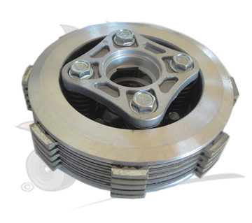 Genuine Complete Clutch Assembly Quadzilla/RAM R170 and 200