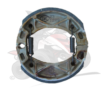 Genuine Front Brake Shoe for the Quadzilla 250 with Front Drum Brakes