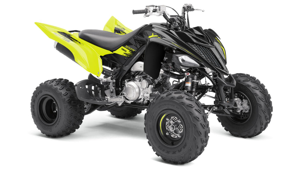 Yamaha YFM700R Raptor Special Edition Road Legal 2021 Black/Yellow