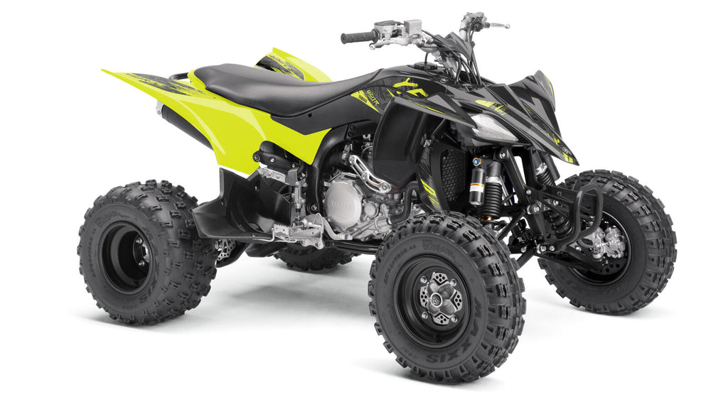 Yamaha YFZ450R 2021 Special Edition Off Road Race Quad Black/Yellow