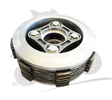 Genuine Complete Clutch Assembly will fit the Quadzilla /Ram  250