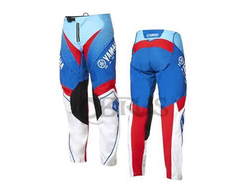 Genuine Yamaha Adults Zenkai MX Racing Pants