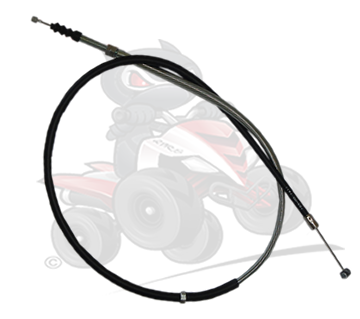 Genuine Yamaha Clutch Cable for YFM660 Raptor (2005) Model Only