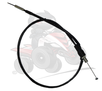 Genuine Yamaha Thumb Throttle Cable for YFM660 Raptor