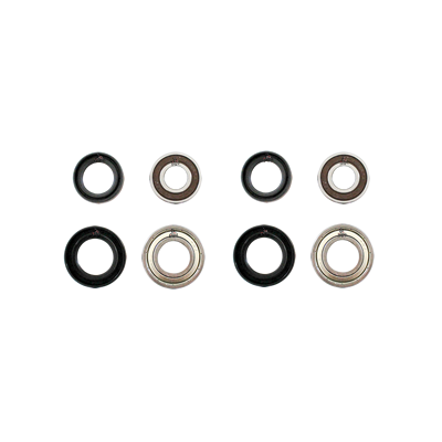 Set of 2 Front Wheel Bearing & Seal Kit to fit Yamaha 700 Raptor