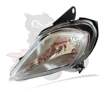 Genuine Yamaha Left Hand Headlight Assembly