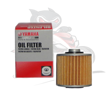 Genuine Yamaha Oil Filter to fit YFM700 Raptor