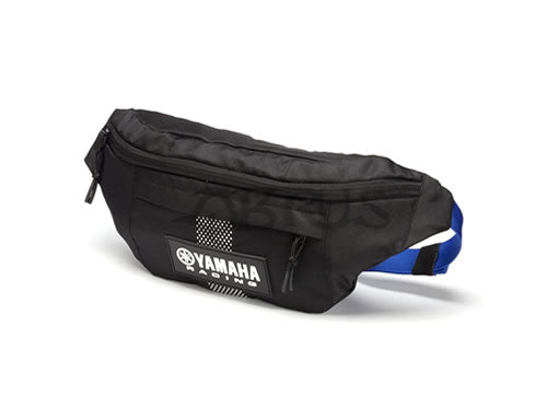 Genuine Yamaha 2020 Racing Black & Blue 'Andorra' Waist Bag Bum Bag
