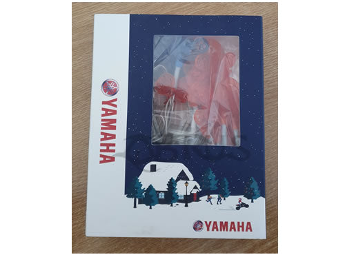 Genuine Yamaha 2020 Red & Blue Christmas Tree Lights