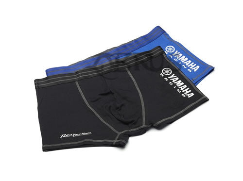 Genuine Yamaha 2020 Paddock Blue Black & Blue Adult Pants