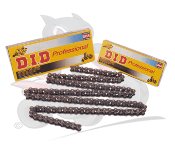 DID 520 96 Link Standard Chain and Split Link to fit SMC 300XLC/Stinger, CVT 320, Dinli 450 R/RS/Sport, 500XLC