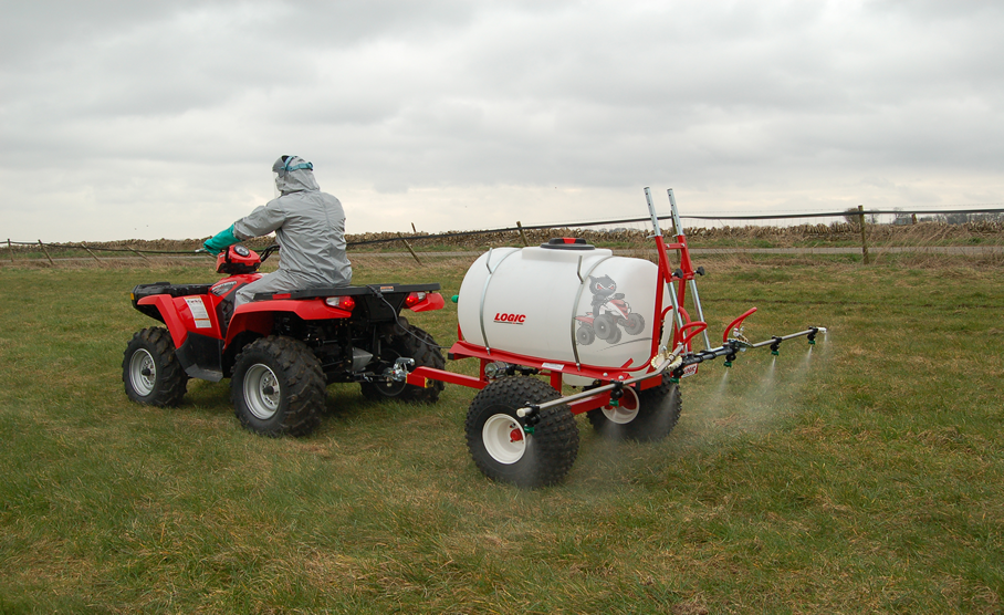 Logic TS400S Trailed Sprayer