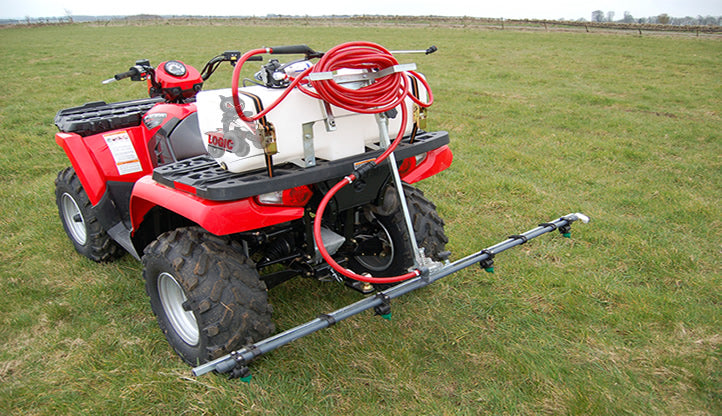 Logic OBS640S 60ltr Capacity Sprayer