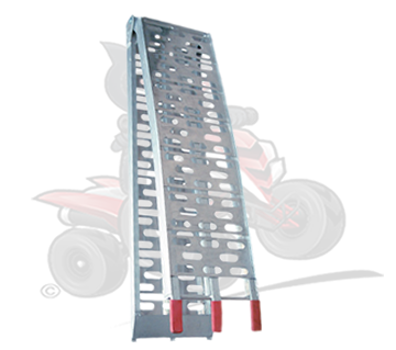 Quad/ATV Aluminium Loading Ramp