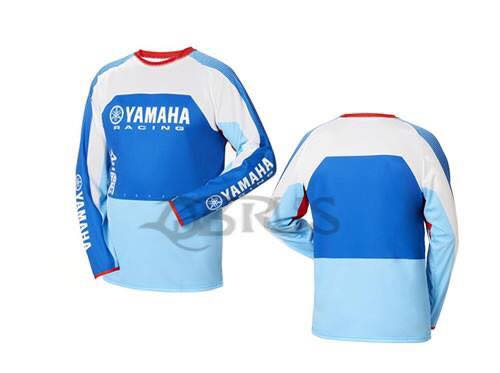 Genuine Yamaha Adults Zenkai MX Racing Jersey