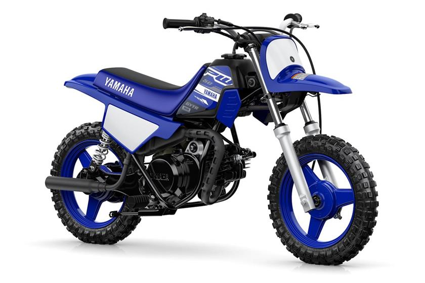 Yamaha PW50 Kids Mx Bike