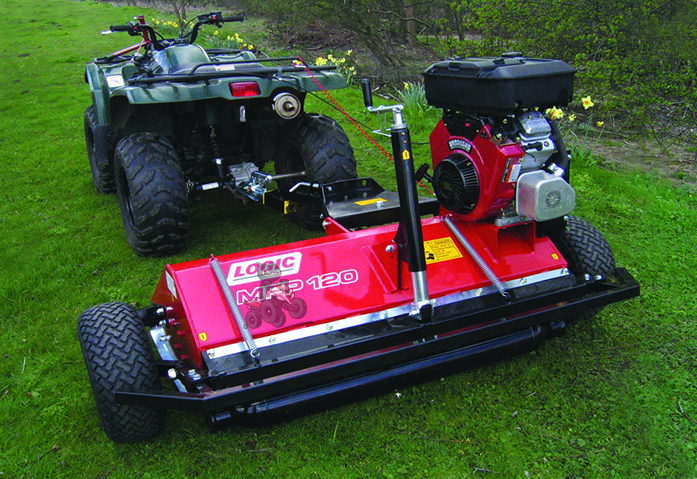 Logic MFP Flair Mower Range