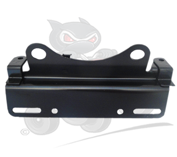 Genuine Rear Number Plate Bracket to fit the Quadzilla Ram 250