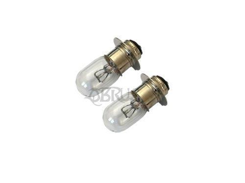Pair of Aftermarket Headlight Bulbs 12V