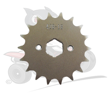 Genuine SMC R100 18 Tooth Front Sprocket
