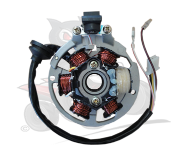 Genuine SMC R100 Stator