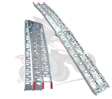 Pair of Quad/ATV Aluminium Loading Ramps