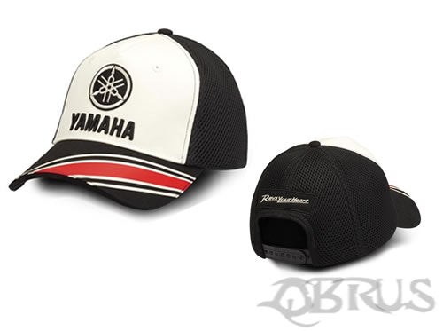 Genuine Yamaha REVS Jordan Trucker Adult Cap