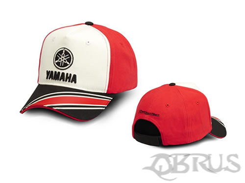 Genuine Yamaha REVS Morpho Red Children's Cap