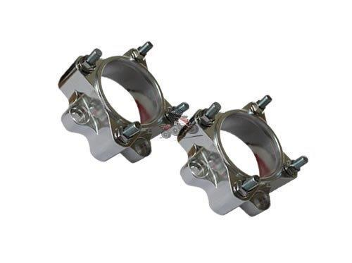QBRUS Set Of  Rear Alloy Wheel Spacers 4/110 45mm (Suzuki)