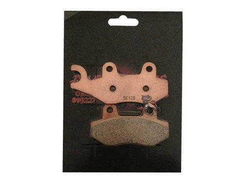 QBRUS Aftermarket Sintered Front Left Brake Pads