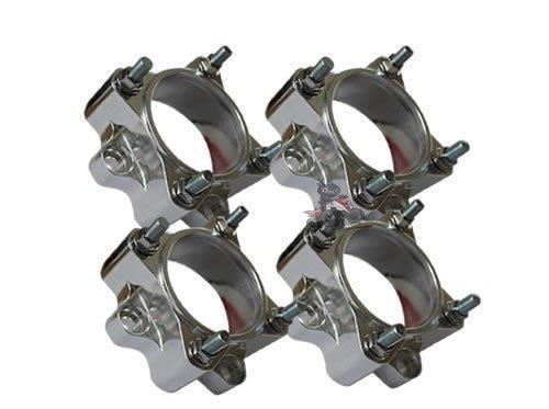 QBRUS Set of 4 Alloy Wheel Spacers 4/145 30mm & 4/110 45mm (Suzuki)