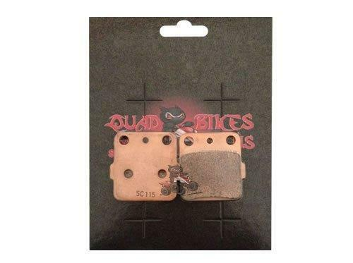 QBRUS Aftermarket Sintered Front Brake Pads