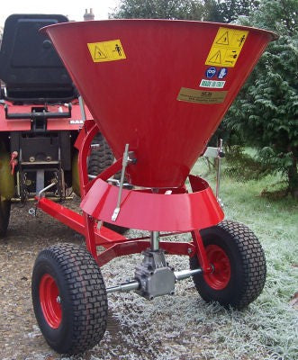 Fertiliser Broadcaster/ Salt Spreader - 100 litre