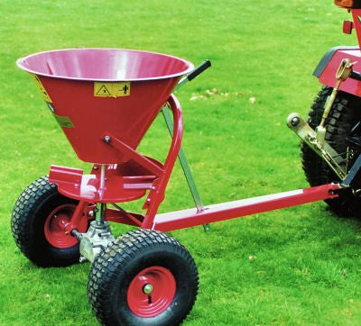 Fertiliser Broadcaster/ Salt Spreader- 50 litre