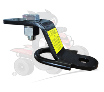 Universal 3 Way Tow Hitch Assembly