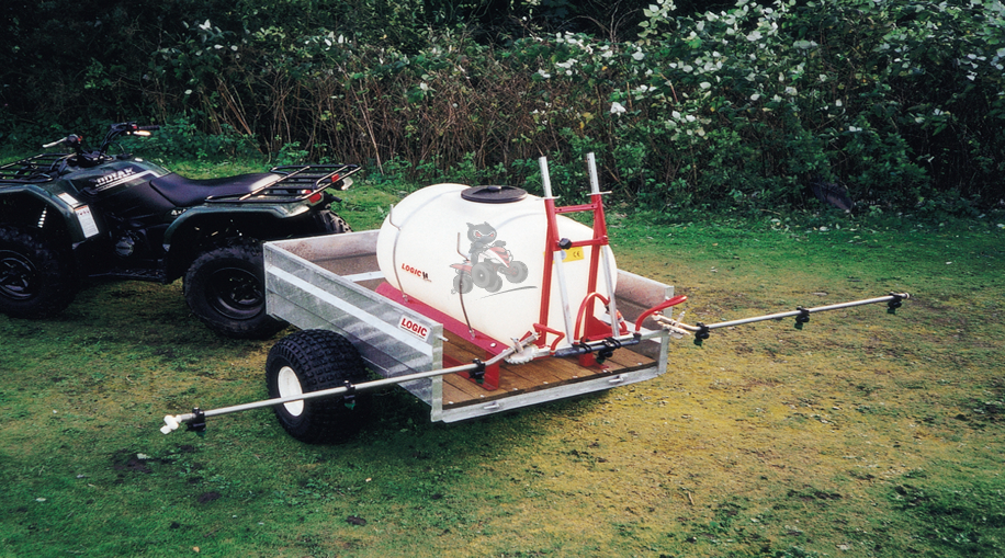 Logic DMSXXX Deck-Mounted Sprayer
