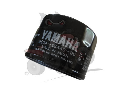 Genuine Yamaha Oil Filter to fit YFM660 Raptor