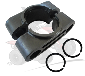 Yamaha Steering Column Bush and Seal Kit