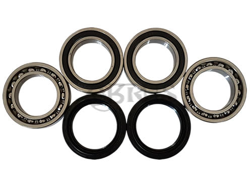 Genuine Yamaha Rear Axle Bearing kit for the YFM700 Raptor (06-12)