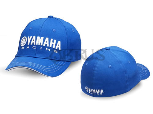Genuine Yamaha 2018 Paddock Blue Adult Casual Cap