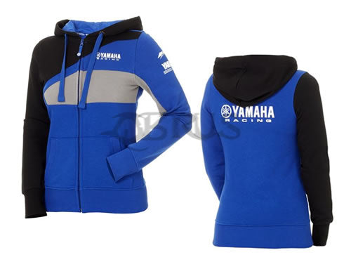Genuine Yamaha Paddock Blue Ladies Race Hoodie