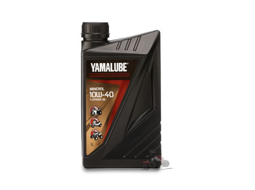 Yamalube M 4 10W40 Mineral Oil 1 Litre