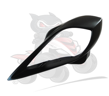 Genuine Yamaha Left Hand Headlight Rim
