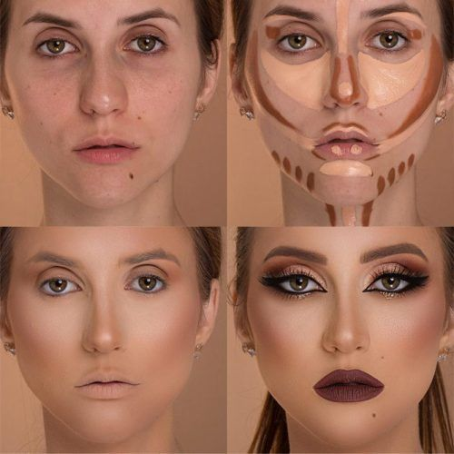 Introduction Some Makeup Tricks to Gorgeous Lady