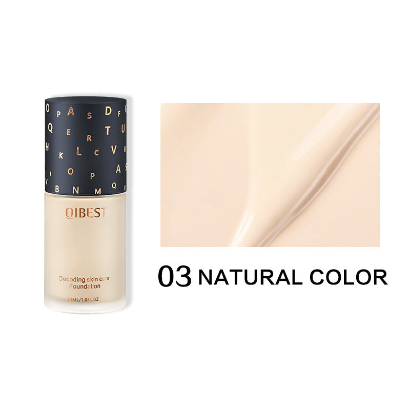 Ultra HD Invisible Cover Foundation Cream