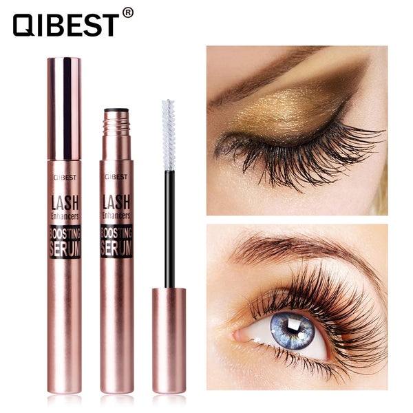 QIBEST Boosting Lash Enhancers Organic Eyelash Growth Serum - Qibest Cosmetics
