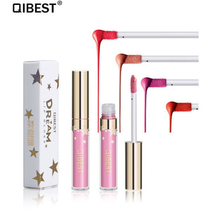 QIBEST Non Stick Mini Lipgloss For Girls - Qibest Cosmetics