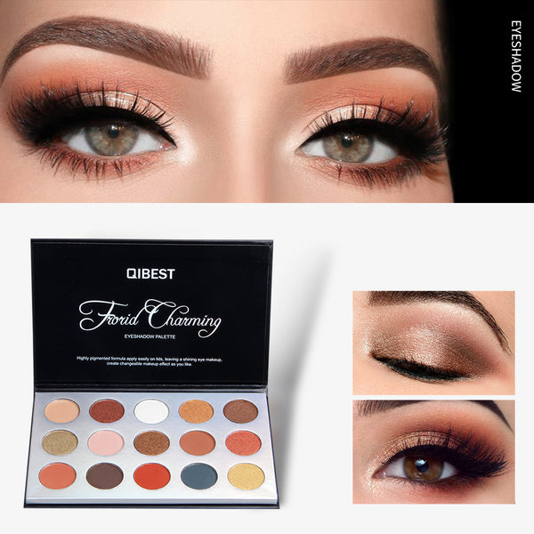 15 Colors Eye Shadow Palette