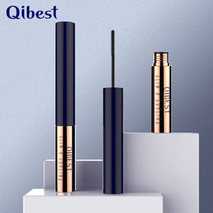 QIBEST Waterproof Makeup Mini Brush Head Lengthening Private Label Mascara For Eyelash - Qibest Cosmetics